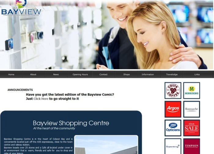 Bay View Shopping Centre