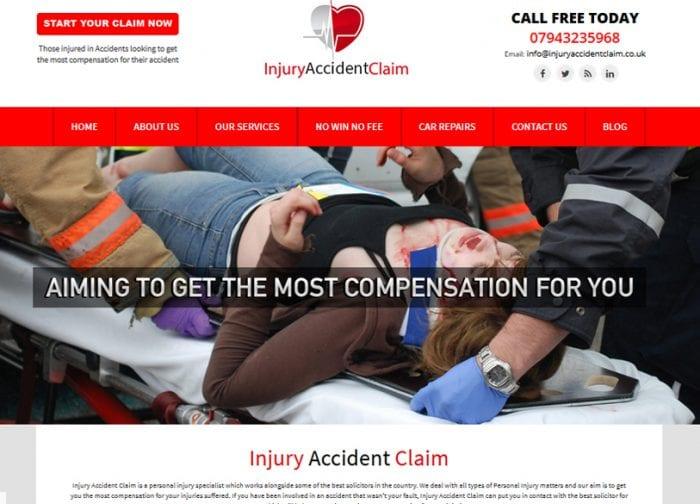 Injury Accident Claim