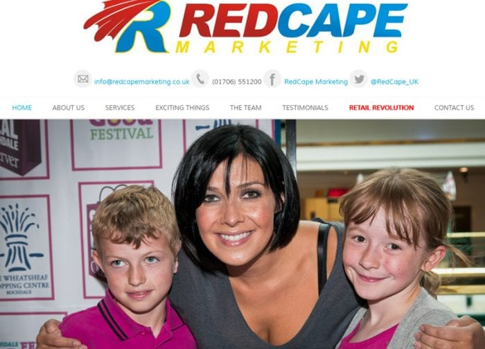 Red Cape Marketing