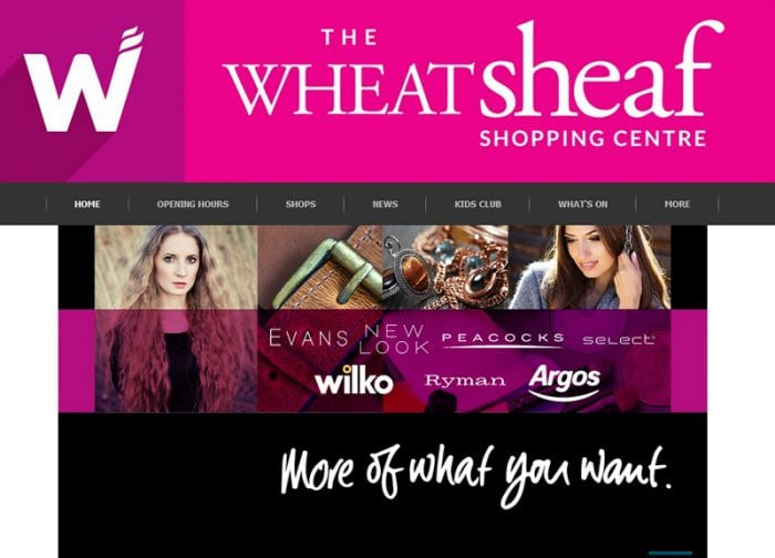 The Wheatsheaf Shopping Centre